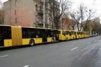 На киевских улицах Жилянской и Саксаганского введено одностороннее движение