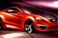 Hyundai привезет в Лос-Анджелес концепт купе Genesis