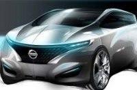 Nissan разработал концепт кроссовера Forum