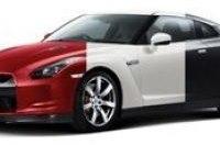 Водитель сможет сам менять цвет автомобиля!
