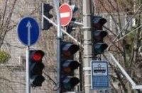 В Киеве к автоматизированной системе управления движением транспорта подключат почти все светофоры