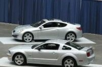Шпионы сфотографировали купе Hyundai Genesis