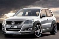 В Германии представят тюнинговый Volkswagen Tiguan