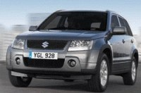 Suzuki выпустила тюнинг-пакет для Grand Vitara