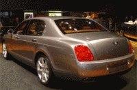 В центре Москвы угнан Bentley