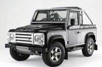Land Rover выпустит юбилейный Defender SVX
