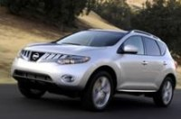 Новый Nissan Murano 2009 получил новый дизайн и новые инновационные технологии и черты