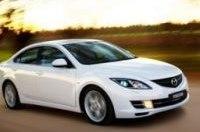 В Украине представлена новая Mazda6