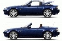 Mazda планирует выпустить кроссовер на платформе MX5