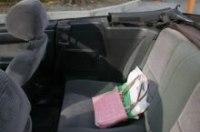 Внимание – в Киеве активизировались случаи воровства сумок из автомобилей