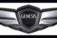 Hyundai показал эмблему купе Genesis