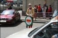 В Киеве будут блокировать колеса автомобилей на парковках