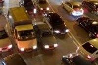 Киевсовет придумал как побороть пробки за 18 млрд. грн.