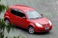 Новый Ford Ka пока только для Бразилии