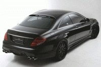 "Японские тюнеры Wald International ""прокачали"" Mercedes CL"