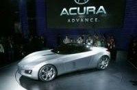 Honda подтверждает выпуск Acura NSX в 2010 году