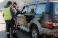 Гаишники будут получать премии за задержание джипов и Лексусов