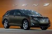 Детройт 2008: Toyota представила кроссовер Venza