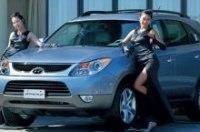 Украина станет первой европейской страной, где начнут продавать Hyundai Veracruz