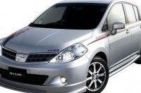 Nissan Tiida в образе S-Tune PROTO