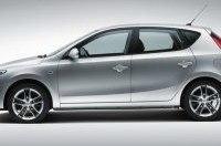 Hyundai показывает Elantra Touring образца 2009 года