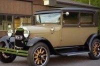 Из Ford 1929 года выпуска сделали раллийный суперкар
