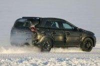 Шпионские снимки Volvo XC60