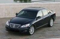 Hyundai Genesis. Первый корейский седан класса «премиум»