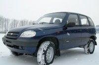 Новый рекорд Chevrolet Niva в Украине