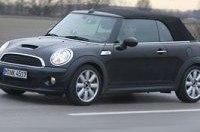Новый MINI Cabriolet проходит дорожные тесты