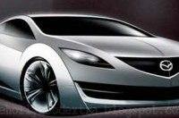 Эскизы Mazda 6 coupe!