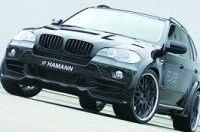 HAMANN перекроил BMW X5