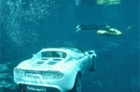 Rinspeed покажет в Женеве подводный электрокар sQuba