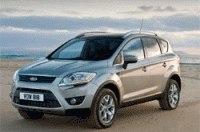Ford покажет в Женеве готовый кроссовер Kuga