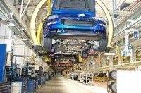 Производство легковых автомобилей в Украине увеличилось на 27,1%
