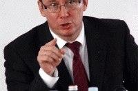 Луценко временно отстранил начальника Департамента ГАИ С.Коломийца от выполнения служебных обязанностей