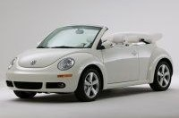 Volkswagen отзывает 510 автомобилей New Beetle Special Edition Triple White