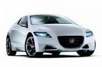 Гибридное купе Honda CR-Z появится в 2011 году