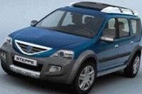 Dacia собирается строить внедорожник