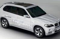 BMW X5 twin-turbo diesel hybrid дебютирует в Женеве!