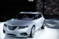 В Женеве дебютировал концепт Saab 9-X BioHybrid