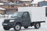 УАЗ начал выпуск грузовиков на базе Patriot