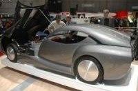 В Женеве показали «живой» автомобиль