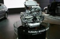 Дизельный двигатель Subaru представлен в Женеве!