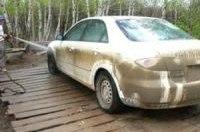 Мэр Одессы запретил передвижение грязных автомобилей по городу