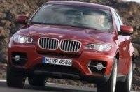 Половина всех проданных BMW X6 придется на США