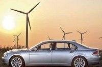 «Ответственность за будущее»: Автомобиль BMW Hydrogen 7 для Председателя Европейского Парламента.