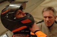Михаэль Шумахер занялся разработкой мотоциклетных шлемов