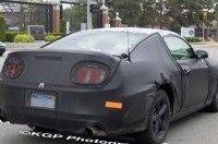 Шпионские фото нового Ford Mustang!