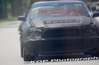 Шпионские фото нового Ford Shelby GT500!